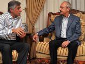 Kılıçdaroğlu'ndan Hilmioğlu'na ziyaret