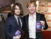 Harry Potter'ın yıldızları Londra'da buluştu