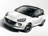 Opel Adam'a elektromanyetik test