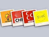 Çıkan ses kayıtları AK Parti'nin oy oranını etkilemedi!