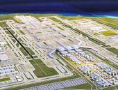 3. Havalimanı'nın temel tarihi açıklandı