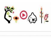 Google'dan sürpriz İlkbahar ekinoksu!