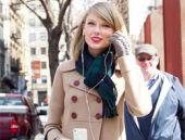 Taylor Swift alışveriş turunda görüntülendi