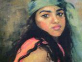 Fatma Boğ'dan kişisel resim sergisi