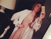 Lindsay Lohan'ın fotoğrafları dikkat çekti!