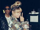Beyonce'nin festival fotoğrafları bomba
