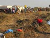 Güney Sudan'da 'etnik kıyım'
