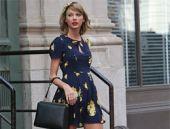 Taylor Swift alışveriş turunda yakalandı