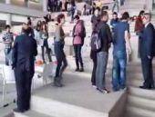 Üniversitede Soma için müziği kapat gerilimi