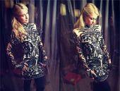 Paris Hilton'un partideki fotoğraları
