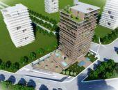 Türkiye'nin ilk rüzgar enerjili rezidansı