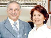 Ekmeleddin İhsanoğlu'nun eşi bakın kim çıktı!