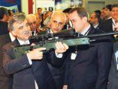 İlk yerli patentli tüfeğimiz Fransa'da çalındı