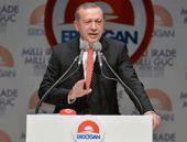 Erdoğan Haliç'te ne mesaj verdi?