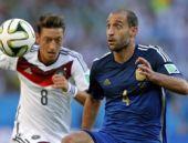Almanya Dünya Kupası'nın sahibi oldu