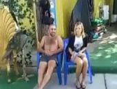 Rus kızı ve Türk erkeği yanyana gelirse...