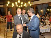 Azınlık temsilcileri Üsküdar'da iftar açtı