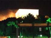 'Anıtkabir'de yangın var' paniği!
