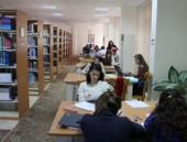 Onsekiz Mart Üniversitesi'nden şehitler için kütüphane
