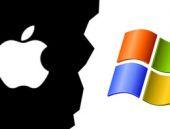 Microsoft Apple'a nasıl çalım attı