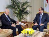 Sisi Arap Birliği Genel Sekreteri Arabi ile görüştü