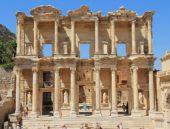 Efes Antik Kenti para bastı