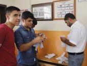 Oy kavgası: 6 gözaltı
