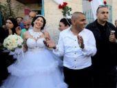 İsrailli Moral ile Filistinli Mahmoud evlendi