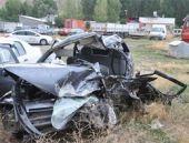 Sivas'ta trafik kazası 3 can aldı