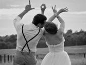 Yeni evlenen çifte gerdek gecesi şakası!