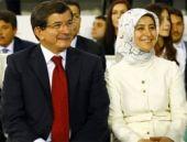 Sare Davutoğlu'ndan eşine konuşma yasağı