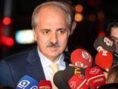 Numan Kurtulmuş: Dünya Suriye'de çözüm bulamıyor