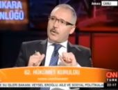 Ağır yanıt yeni Türkiye'nin boş yazarı