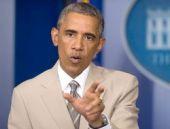 Obama tersten ülke tarihine geçti