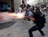 'AKP biber gazına devam dedi'