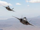 Suriye uçağı Türk jetlerini görünce