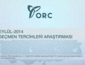 Bu pazar genel seçim olsa? ORC'nin son anketi