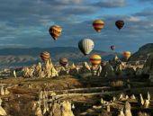 Kapadokya'da büyük artış! Hayran kalıyorlar