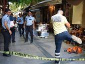 Taksim'de masa kavgası kanlı bitti!