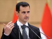 Esad'dan son dakika Halep açıklaması