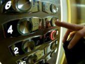 Bir asansör faciası haberi de Van'dan!
