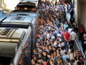 İstanbul'da yaşayanların maaşları yolda eriyor