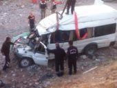 Malatya'da katliam gibi kaza