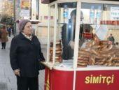 İstanbul'da simitçilerin tezgahları kaldırıldı!