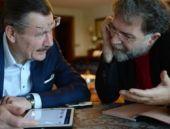 Twitter'da Ahmet Hakan ve Gökçek restleşmesi!