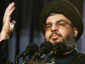 Nasrallah'tan Suriye resti!