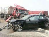 Marmaris'te trafik kazası! Ölü ve yaralılar var...