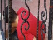 Çocuk parkında bonzai rezilliği