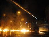 Şanlıurfa'da tanker ve tır yandı