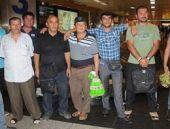 Libya'da mahsur kalan işçilerden müjde!